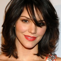 Medium Hairstyles for Female 2014