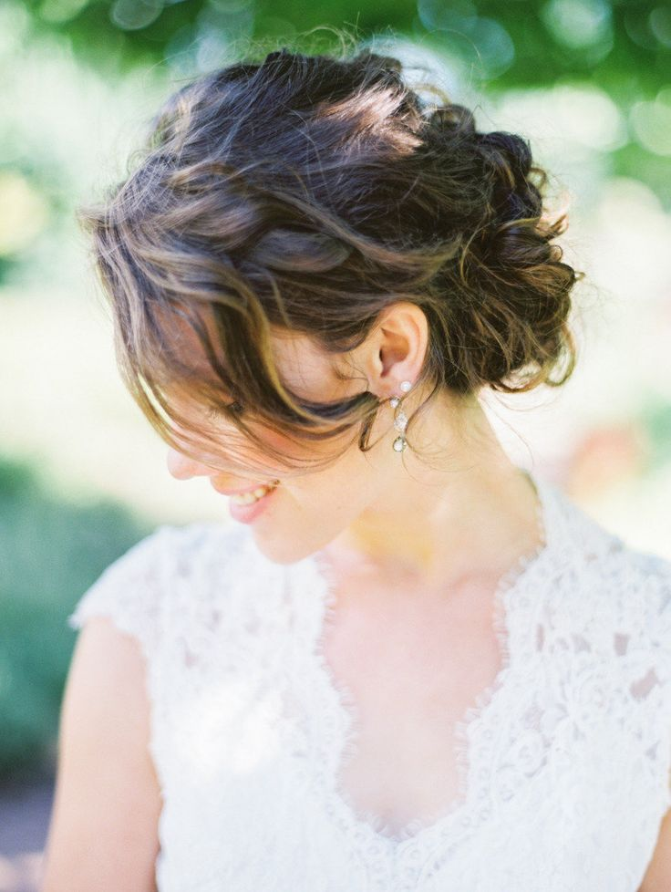 12 Romantic Wedding Hairstyles for Beautiful Long Hair | Pretty ...
