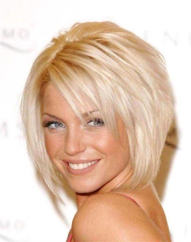 Wondrous 13 Cute Short Hairstyles With Bangs Pretty Designs Short Hairstyles Gunalazisus