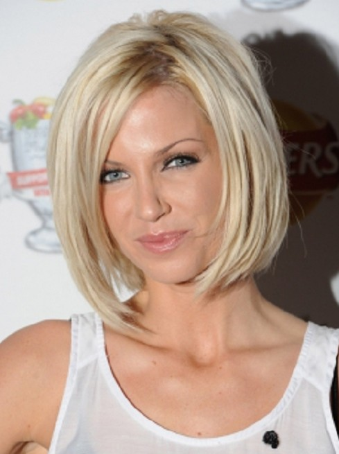Short hairstyles for women straight bob hairstyle 2014 pretty short hairstyles for women straight bob hairstyle 2014 urmus Gallery