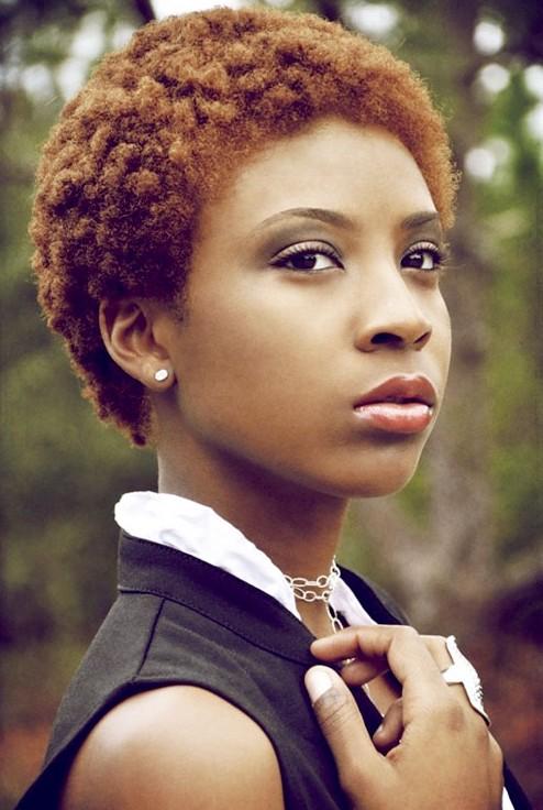 Enjoyable 15 Cool Short Natural Hairstyles For Women Pretty Designs Short Hairstyles Gunalazisus