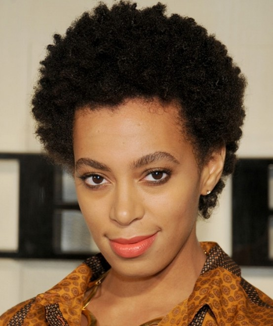15 Cool Short Natural Hairstyles For