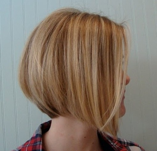 for back view of bob hairstyle graduated bob back view back view of ...