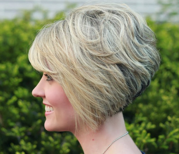 Sensational 16 Hottest Stacked Bob Haircuts For Women Updated Pretty Designs Hairstyle Inspiration Daily Dogsangcom