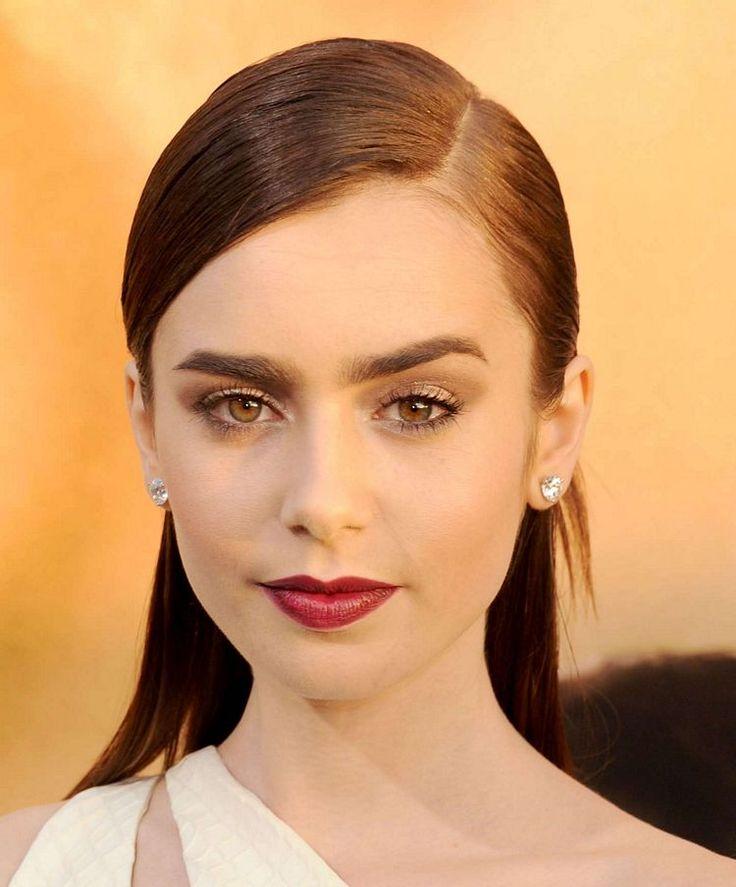 15+ Elegant Sleek Straight Hairstyles for Women: Long, Medium ...