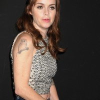 Taryn Manning Tattoo, Bird Arm Tattoos