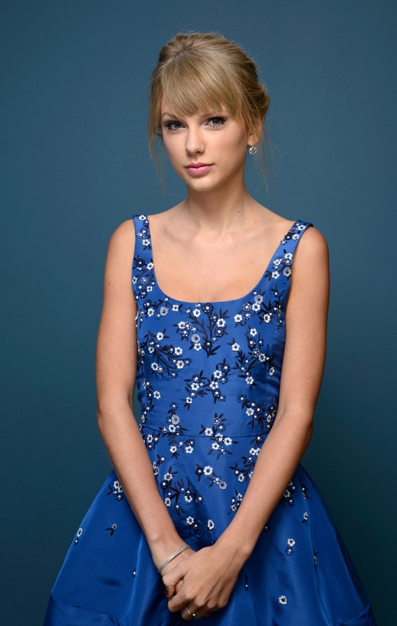 Taylor Swift Beaded Dress