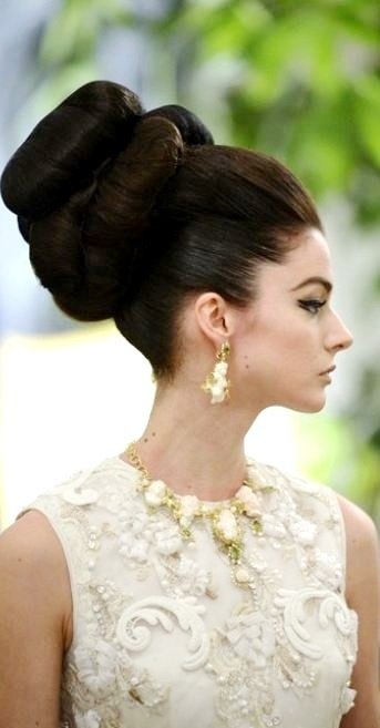 High Up-do Hairstyle
