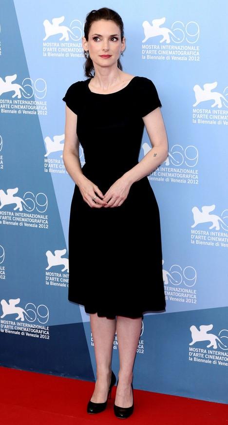Winona Ryder' Style