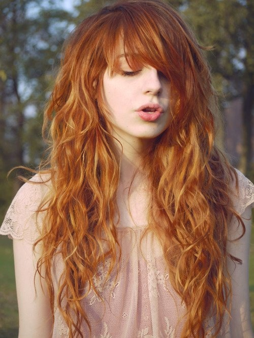 Fabulous 14 Most Striking Colored Hairstyles For 2014 Pretty Designs Hairstyles For Women Draintrainus