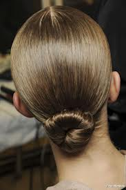 The Sleek Ballerina Bun
