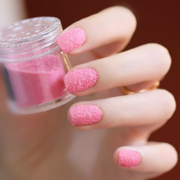 pink downy cute