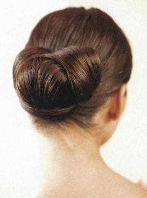 The Prom Ballerina Bun