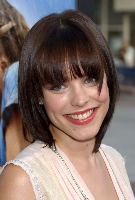 Short Hair Styles With Bangs 20 Amazing Short Hairstyles With Bangs  Popular Haircuts
