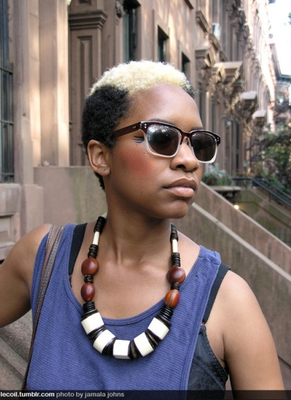 Wondrous 15 Cool Short Natural Hairstyles For Women Pretty Designs Hairstyles For Women Draintrainus