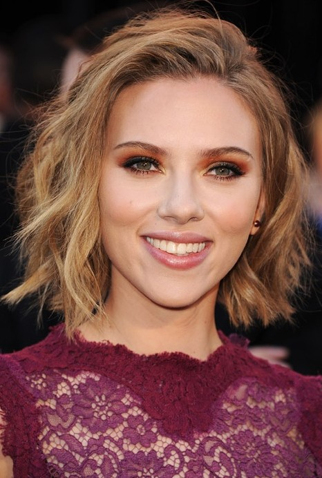 2014 Fashionable Short Wavy Hair - Bob Haircuts