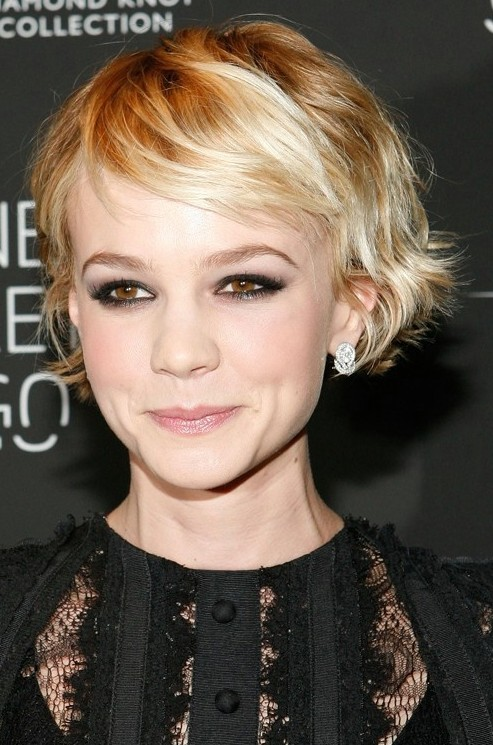 Prime 20 Short Wavy Hairstyles 2014 Fashionable Short Haircuts For Hairstyle Inspiration Daily Dogsangcom