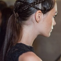 2014 Hair Trends - Braided Ponytail for Women