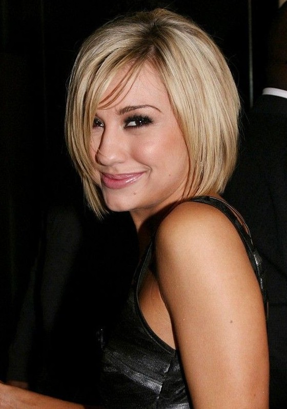 2014 Short Hairstyle for Thin Hair