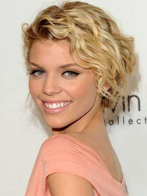 2014 Short Wavy Haircuts for Women - Fashionable Hairstyles
