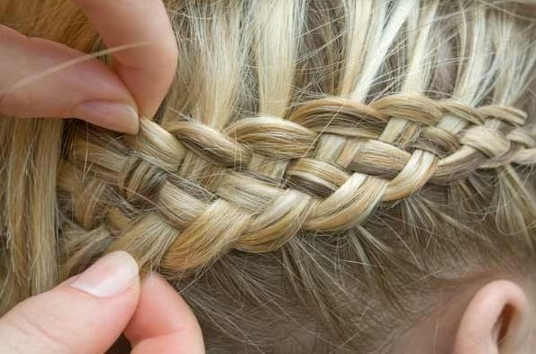 Miraculous How To Four Strand French Braid Hair Braids Hairstyles For Men Maxibearus