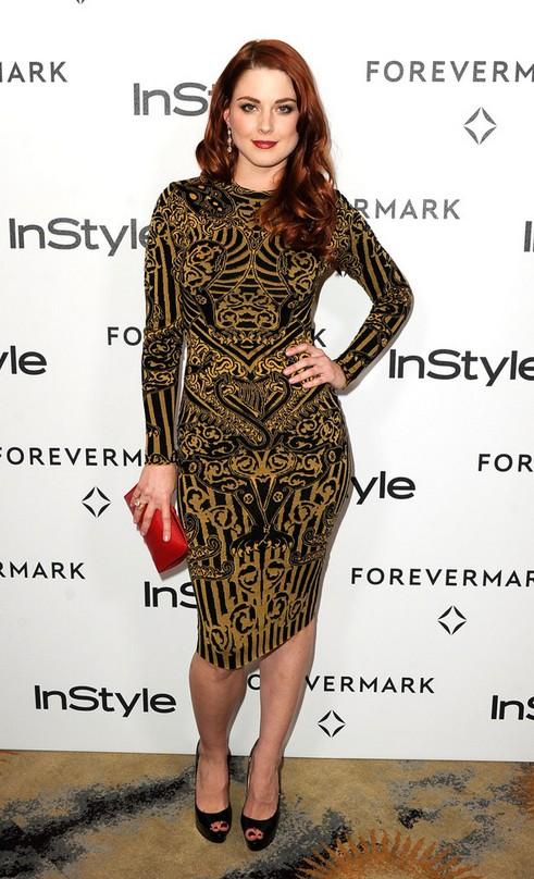 Alexandra Breckenridge's Styles