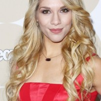 Allison Holker Long Curls