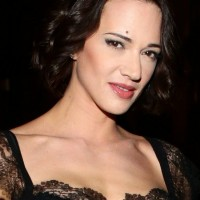 Asia Argento's Short Curly Hairstyle: Mystery