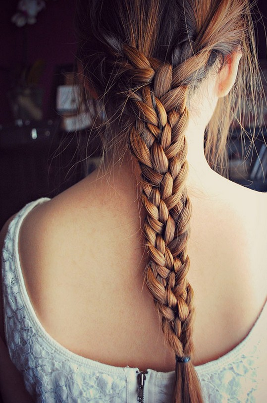 Lastest 23 Pretty Braided Hairstyles Styles