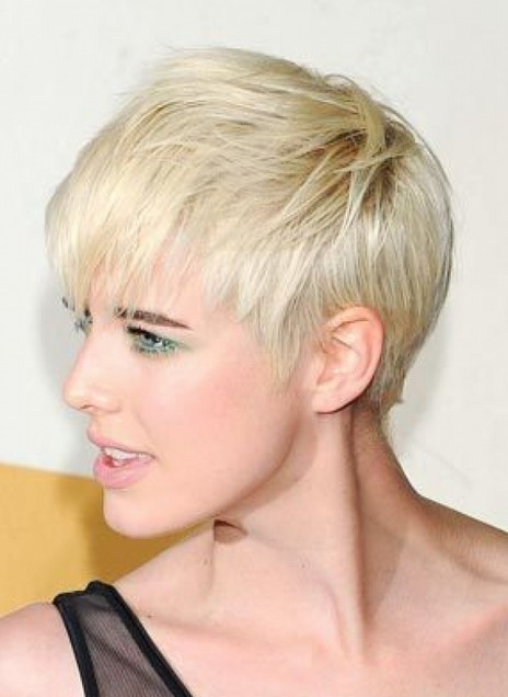 15 chic short hairstyles for thin hair you should not miss pretty