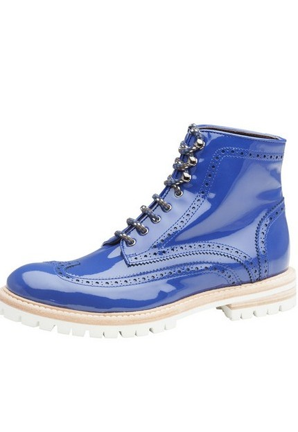 Botties for Fall 2013 By AGL in Blue