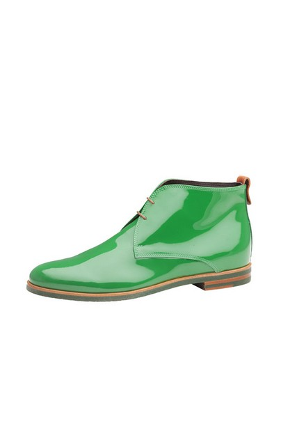 Botties for Fall 2013 By AGL in Green