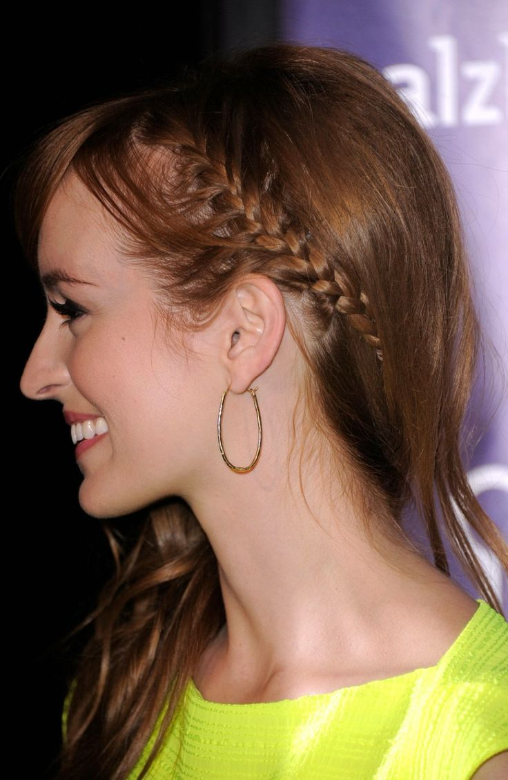 Stupendous 13 Beautiful Easy Braided Hairstyles Pretty Designs Hairstyle Inspiration Daily Dogsangcom