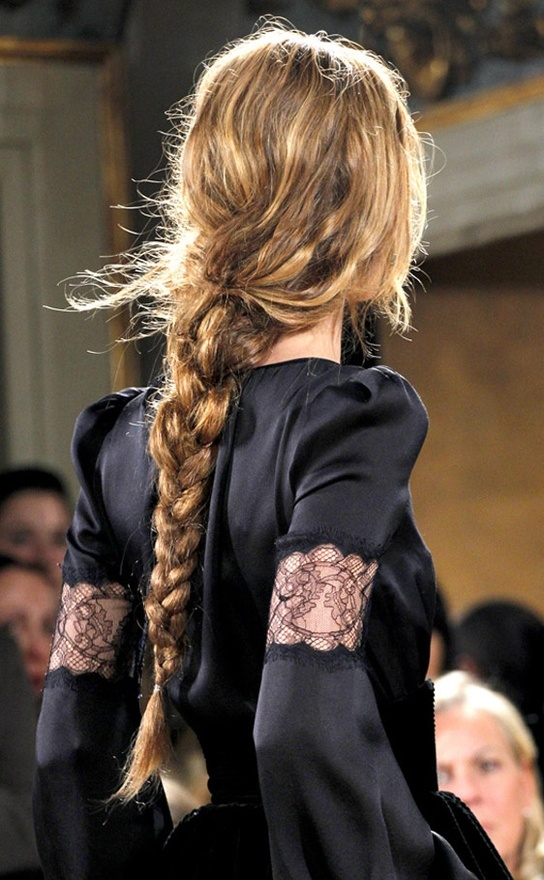 Pleasant 13 Beautiful Easy Braided Hairstyles Pretty Designs Short Hairstyles Gunalazisus