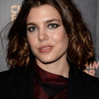 Charlotte Casiraghi's Short Curly Hairstyle: Soft and Snazzy