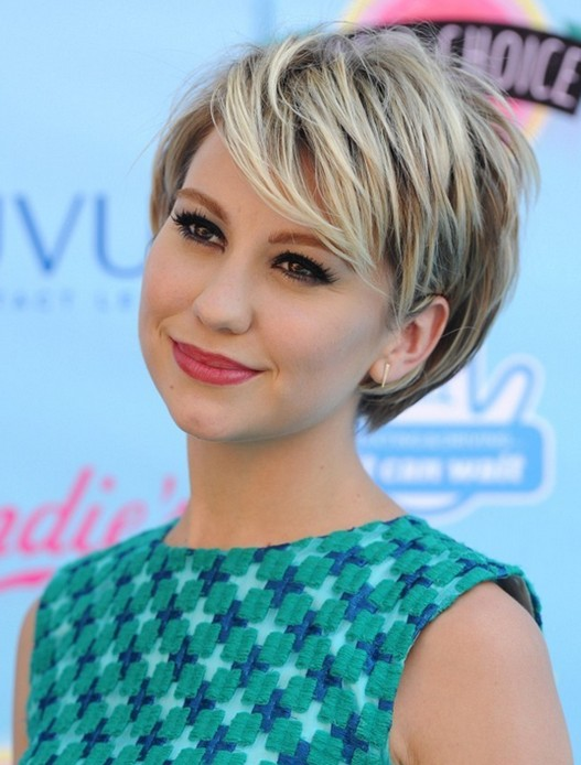 Chelsea Kane Short Haircut 2014: Most Popular Short Haircut for Summer