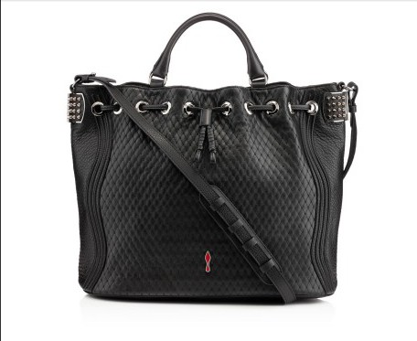 Christian Louboutin Fall 2013 Handbag black rope