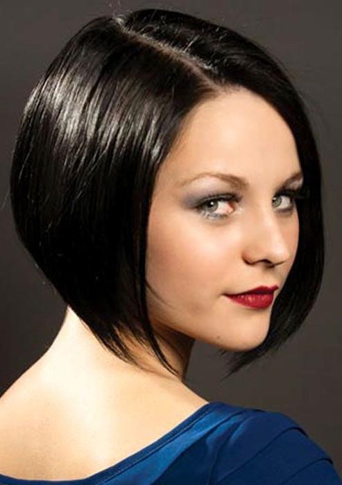 Strange Classic Short Sleek Bob Hairstyle For Women Pretty Designs Short Hairstyles Gunalazisus