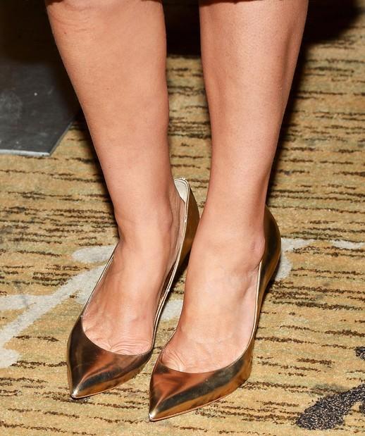 Cobie Smulders' Pumps