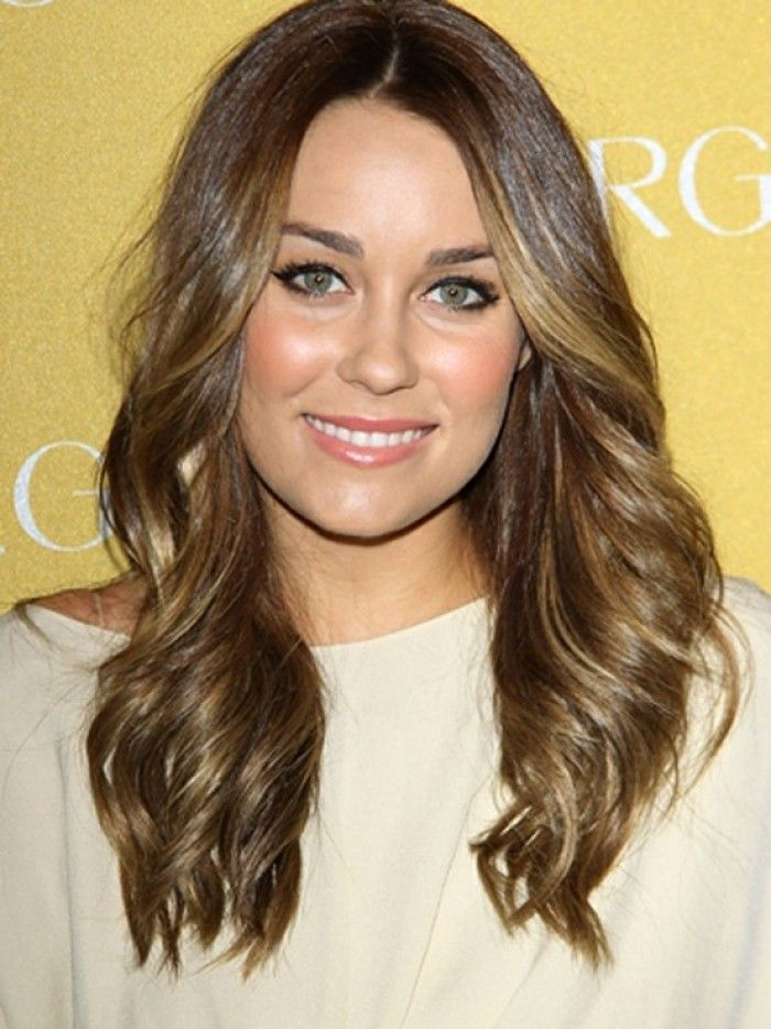 10 Perfectly Highlighted Hairstyles For Brunette Hair
