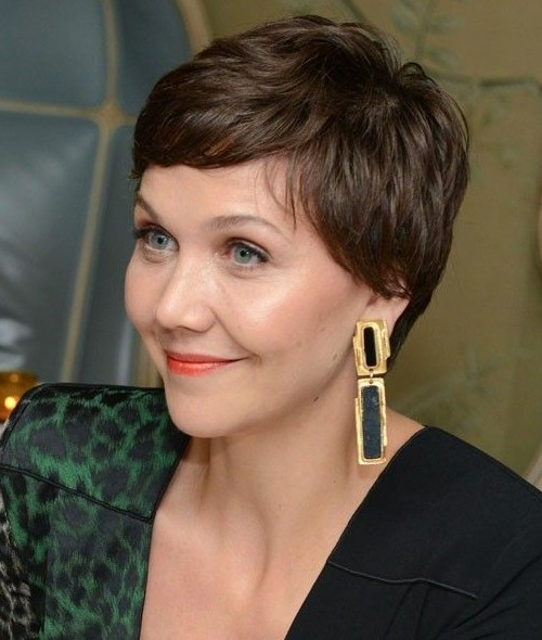 Women Haircuts 2015 For Round Faces