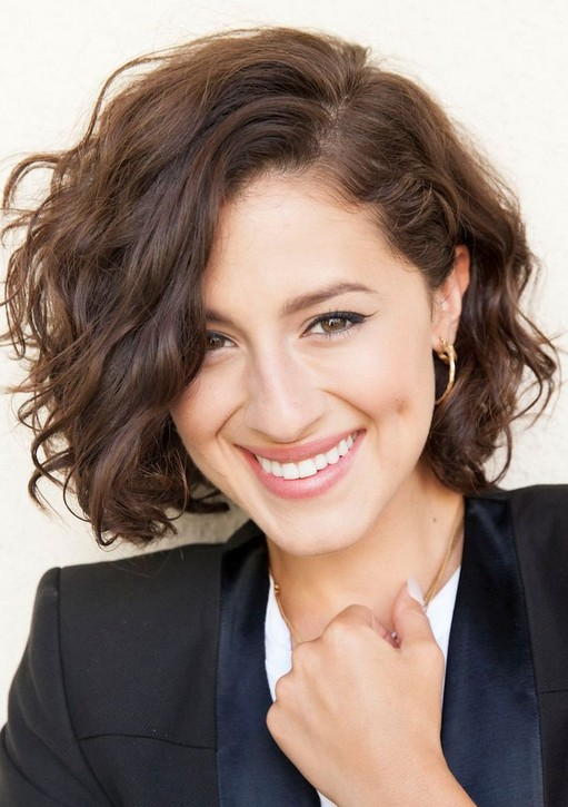 Surprising 20 Short Curly Hairstyles For 2014 Best Curly Hair Cuts Pretty Short Hairstyles Gunalazisus