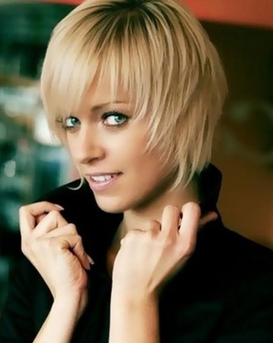 Phenomenal 15 Chic Short Hairstyles For Thin Hair You Should Not Miss Short Hairstyles Gunalazisus