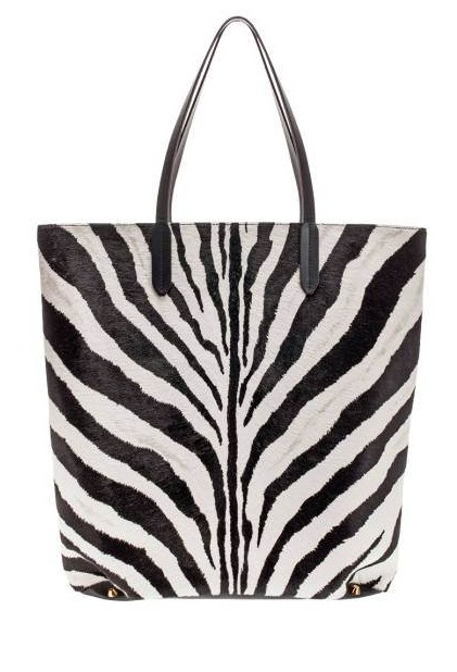 Emilio Pucci Printed Calf-Hair Tote, price on request