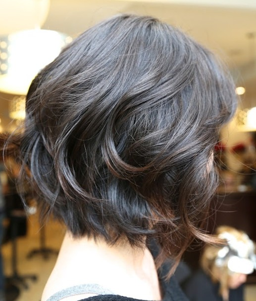 20 Short Wavy Hairstyles 2014 Fashionable Short Haircuts for Women Pretty