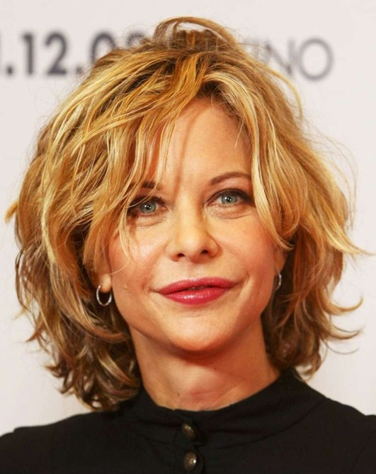Fashionable Short Hairstyles 2014 - Blonde Hair