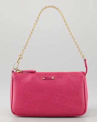 Fendi Crayon Pouchette Bag, Pink
