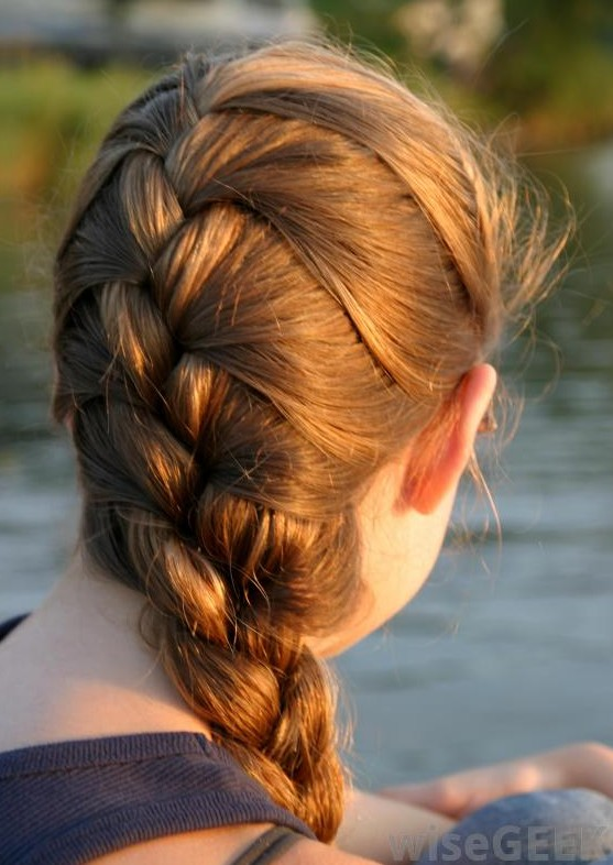 15 Braids - Most Popular Braided Hairstyles for Summer