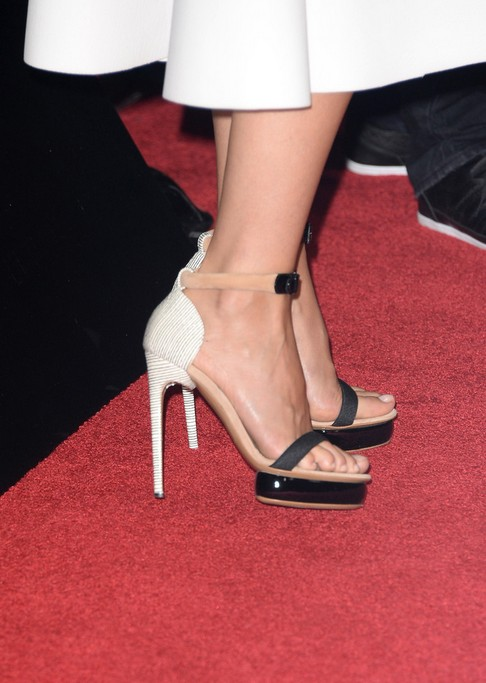 Gwyneth Paltrow's Platform Sandals