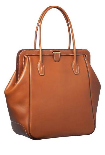 Hermès Calfskin Handbag, price on request